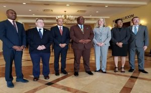 RUSVM thanks St  Kitts and Nevis for opening up its doors to
