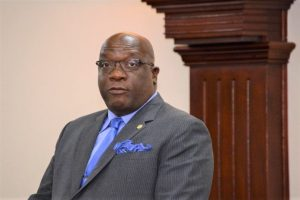 Prime Minister Dr. Timothy Harris
