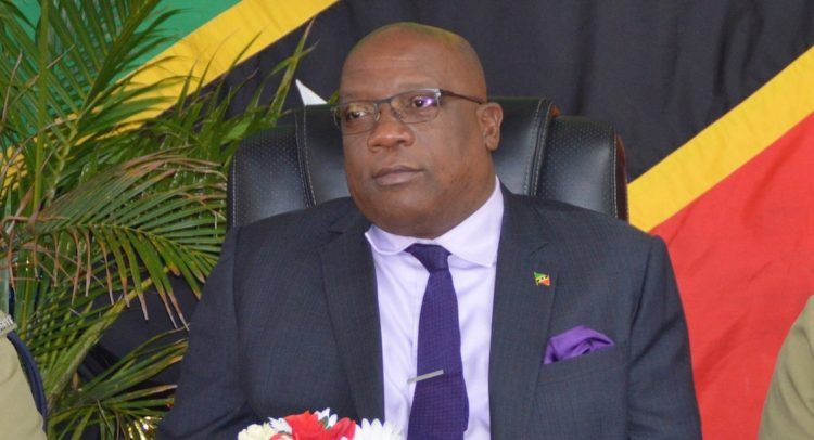 Prime Minister and Minister of National Security, Dr. The Hon. Timothy Harris