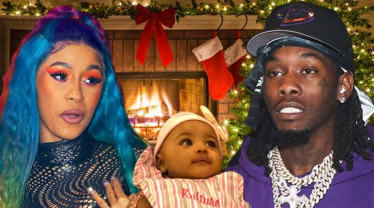 OFFSET HEY CARDI, I'LL BE HOME FOR XMAS … If You Let Me