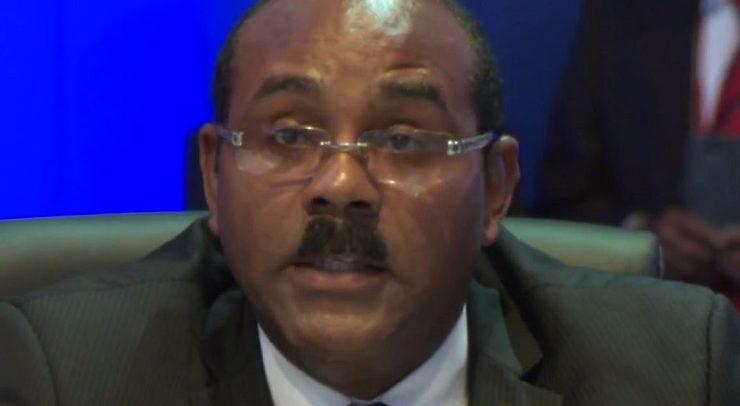 Antigua & Barbuda Prime Minister Gaston Browne