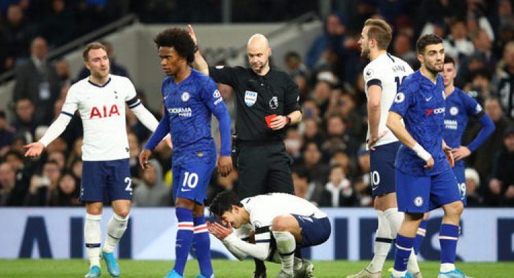 ผลการค้นหารูปภาพสำหรับ Soccer racism is 'vile' and must be confronted, UK Prime Minister's office says